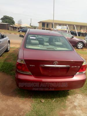 Toyota Camry 2006 Red | Cars for sale in Kwara State, Ilorin West