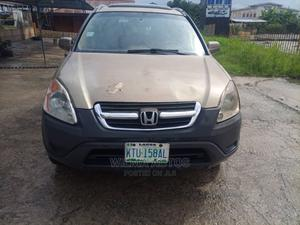 Honda CR-V 2004 2.0i ES Automatic Gold   Cars for sale in Delta State, Warri