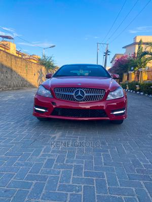 Mercedes-Benz C350 2012 Red   Cars for sale in Lagos State, Lekki