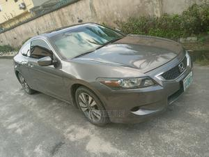 Honda Accord 2008 2.4 EX Gray | Cars for sale in Rivers State, Port-Harcourt