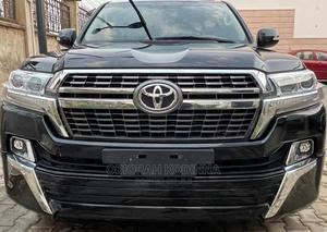 New Toyota Land Cruiser 2020 5.7 V8 VXR Black | Cars for sale in Abuja (FCT) State, Gwarinpa