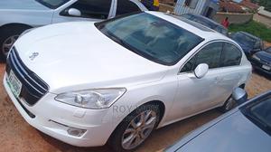 Peugeot 508 2012 1.6 VTI Sedan White | Cars for sale in Kaduna State, Kaduna / Kaduna State