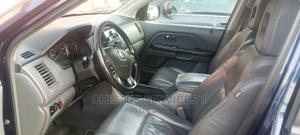 Honda Pilot 2004 EX 4x4 (3.5L 6cyl 5A) Blue | Cars for sale in Lagos State, Ikotun/Igando