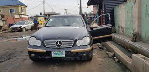 Mercedes-Benz C240 2005 Black | Cars for sale in Lagos State, Surulere