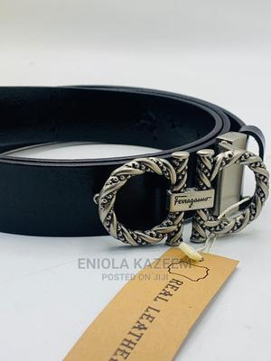 High Quality Designer Leather Belts Ferragamo Available 4 U | Clothing Accessories for sale in Lagos State, Lagos Island (Eko)