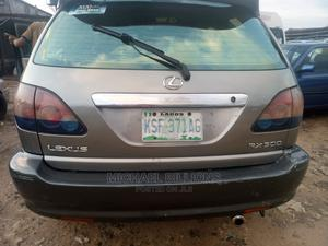 Lexus RX 2000 Brown   Cars for sale in Rivers State, Port-Harcourt