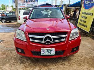 Mercedes-Benz GLK-Class 2010 Red | Cars for sale in Edo State, Benin City