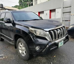Toyota Land Cruiser Prado 2013 VX Black | Cars for sale in Lagos State, Ikeja