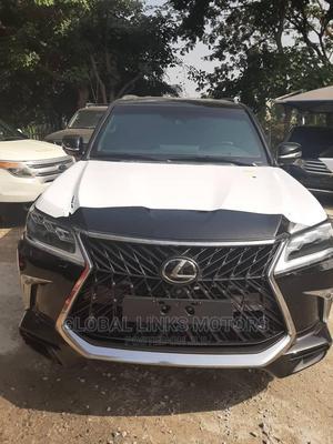 Lexus LX 2020 Black | Cars for sale in Abuja (FCT) State, Okanje