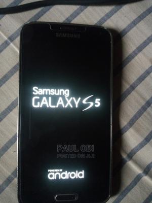 Samsung Galaxy S5 16 GB Black | Mobile Phones for sale in Edo State, Benin City
