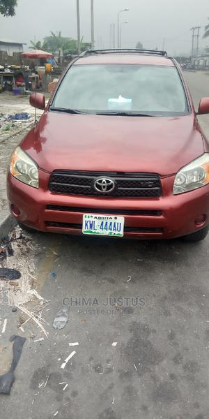 Toyota RAV4 2008 Limited V6 4x4 Red | Cars for sale in Rivers State, Obio-Akpor