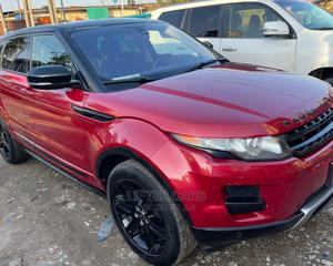 Land Rover Range Rover Evoque 2013 Red   Cars for sale in Lagos State, Ikeja