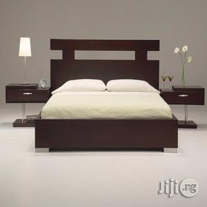 Imperial Bed Frame 4.5 X 6ft | Furniture for sale in Lagos State