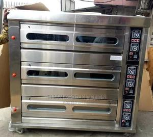 Gas Oven Nine Trays | Industrial Ovens for sale in Lagos State, Lekki