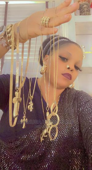 Beautiful 18carat Italian Gold Gold Chain   Jewelry for sale in Lagos State, Ajah