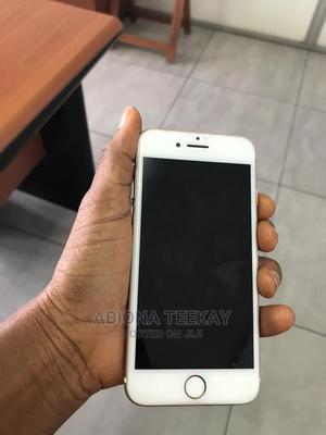 Apple iPhone 7 128 GB Gold   Mobile Phones for sale in Lagos State, Ojodu