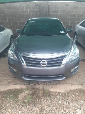 Nissan Altima 2014 Gray | Cars for sale in Kaduna State, Kaduna / Kaduna State