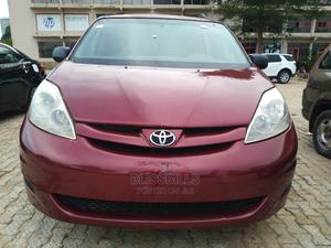Toyota Sienna 2007 LE 4WD Red   Cars for sale in Abuja (FCT) State, Central Business Dis