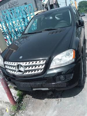 Mercedes-Benz M Class 2008 Black   Cars for sale in Lagos State, Surulere