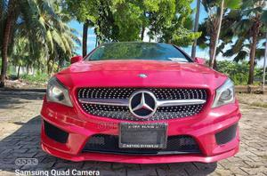 Mercedes-Benz CLA-Class 2015 Red   Cars for sale in Lagos State, Lekki