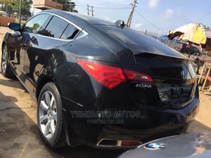 Acura ZDX 2011 Base AWD Black | Cars for sale in Lagos State, Apapa