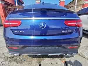 Mercedes-Benz GLE-Class 2017 Blue | Cars for sale in Lagos State, Amuwo-Odofin