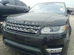 Land Rover Range Rover Sport 2017 SE 4x4 (3.0L 6cyl 8A) Black | Cars for sale in Lagos State, Lekki