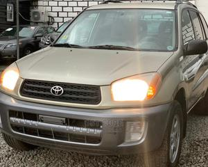 Toyota RAV4 2003 Automatic Gold   Cars for sale in Lagos State, Ojodu