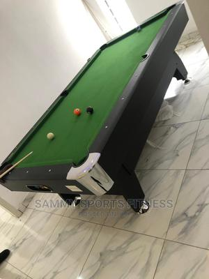 Foreign Snooker Board With Complete Accessories | Sports Equipment for sale in Lagos State, Yaba