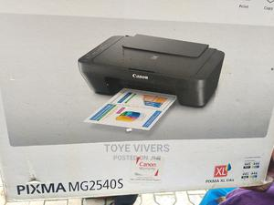 Canon Printer Used Only Once | Printers & Scanners for sale in Lagos State, Ikorodu