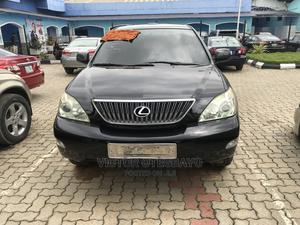 Lexus RX 2006 330 Black | Cars for sale in Lagos State, Ikeja