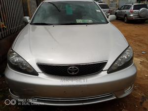 Toyota Camry 2005 Silver | Cars for sale in Lagos State, Alimosho