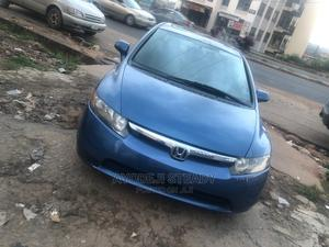 Honda Civic 2007 2.2i-CTDi Comfort Blue | Cars for sale in Oyo State, Ibadan