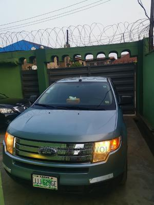 Ford Edge 2008 Blue | Cars for sale in Lagos State, Alimosho