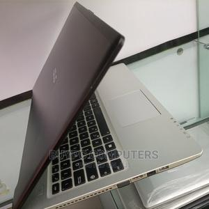 Laptop Asus VivoBook S550CA 8GB Intel Core I5 HDD 500GB | Laptops & Computers for sale in Lagos State, Surulere