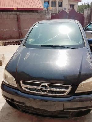 Opel Zafira 2003 Black | Cars for sale in Lagos State, Ikorodu
