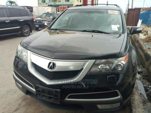 Acura MDX 2010 Black | Cars for sale in Lagos State, Ajah