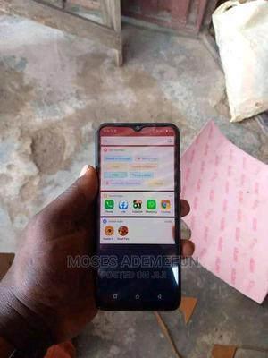 Infinix Hot 8 32 GB Black | Mobile Phones for sale in Oyo State, Ibadan