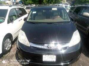 Toyota Sienna 2008 XLE Limited 4WD Black | Cars for sale in Lagos State, Apapa