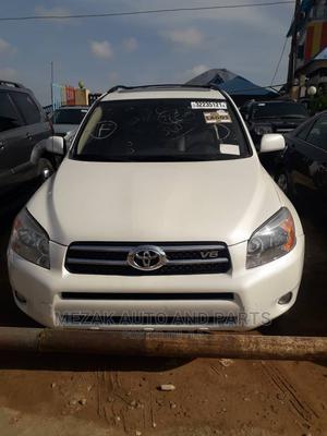 Toyota RAV4 2007 White   Cars for sale in Lagos State, Alimosho