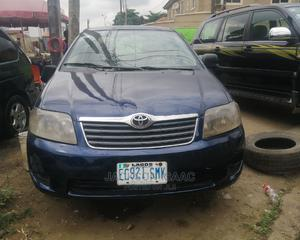 Toyota Corolla 2005 LE Blue | Cars for sale in Lagos State, Yaba
