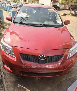 Toyota Corolla 2010 Red | Cars for sale in Abuja (FCT) State, Garki 1