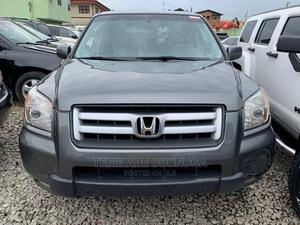 Honda Pilot 2008 Gray | Cars for sale in Lagos State, Agege