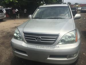 Lexus GX 2005 470 Sport Utility Silver | Cars for sale in Lagos State, Apapa