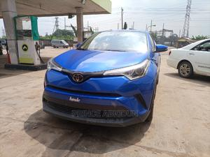 Toyota C-Hr 2018 Blue | Cars for sale in Lagos State, Ejigbo