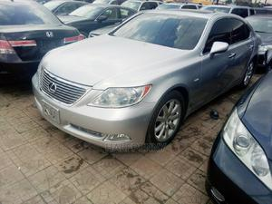 Lexus LS 2008 460 Silver | Cars for sale in Lagos State, Isolo