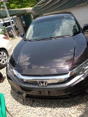 Honda Civic 2017 Black   Cars for sale in Abuja (FCT) State, Garki 2