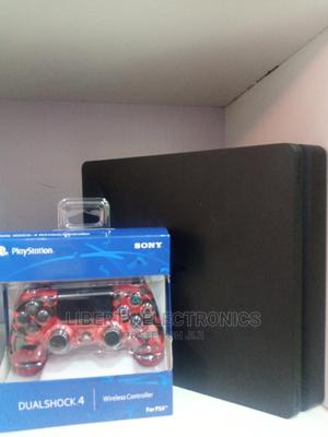 Ps4 Slim, FIFA 21, GTA V, 7 Free Trial Games 2 Controllers   Video Game Consoles for sale in Anambra State, Awka