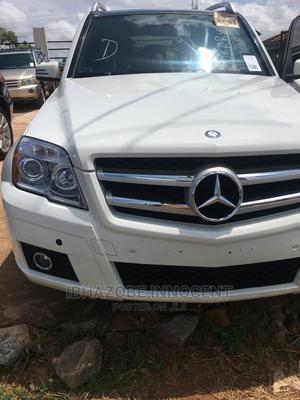 Mercedes-Benz GLK-Class 2010 350 4MATIC White | Cars for sale in Edo State, Benin City