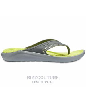 High Quality CROCS Literide FLIP FLOPS Avaialble for Sale   Shoes for sale in Lagos State, Magodo